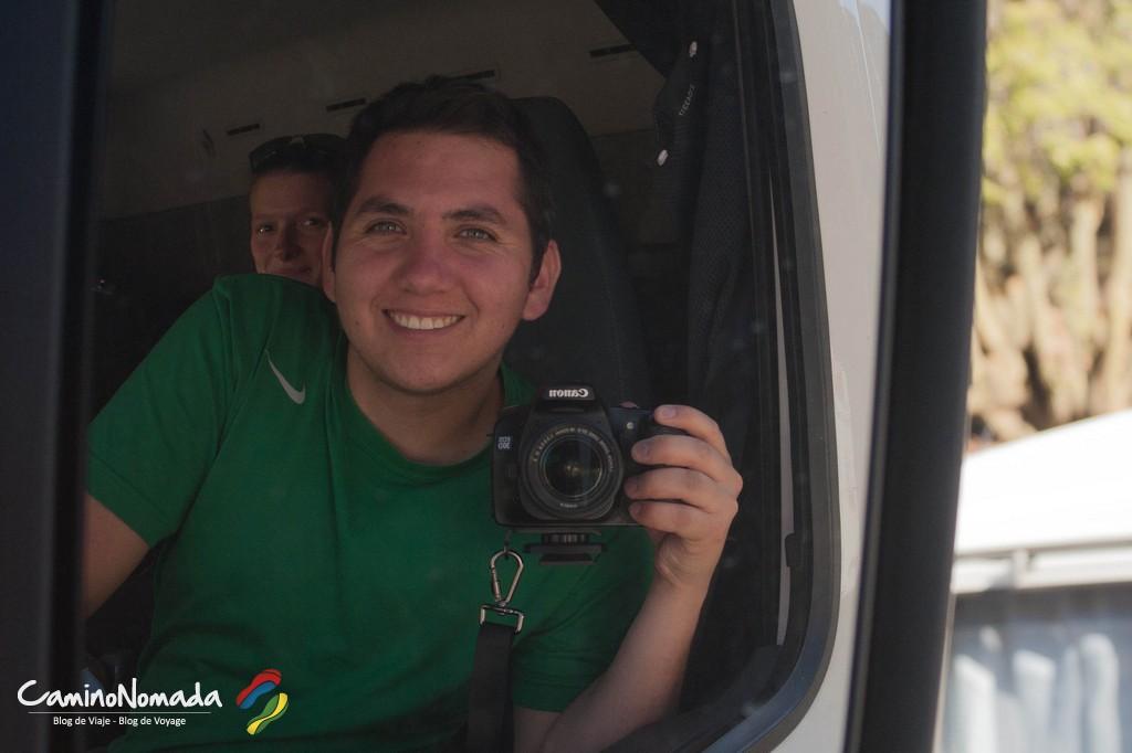 Camion pour Mendoza
