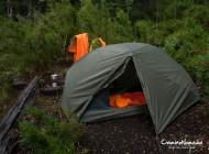 Notre tente : la Chaos 2 de Ferrino