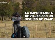La importancia de viajar con un seguro de viaje