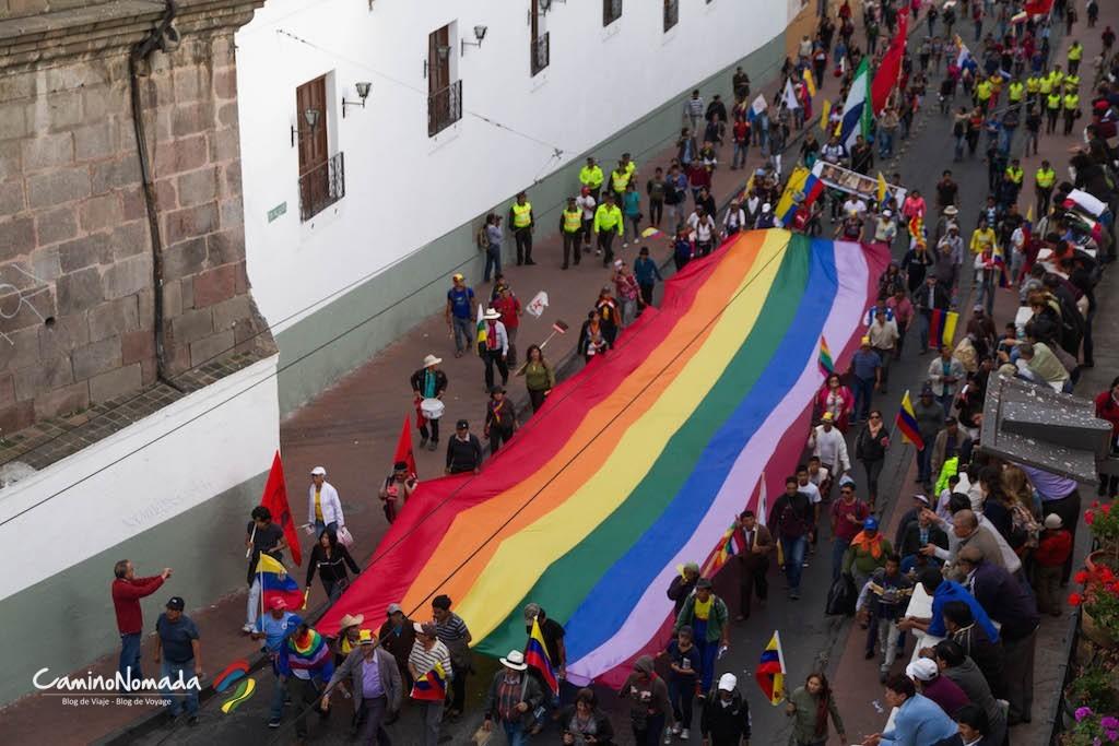 Quito-marcha